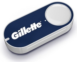 Der Gillette Amazon Dash Button
