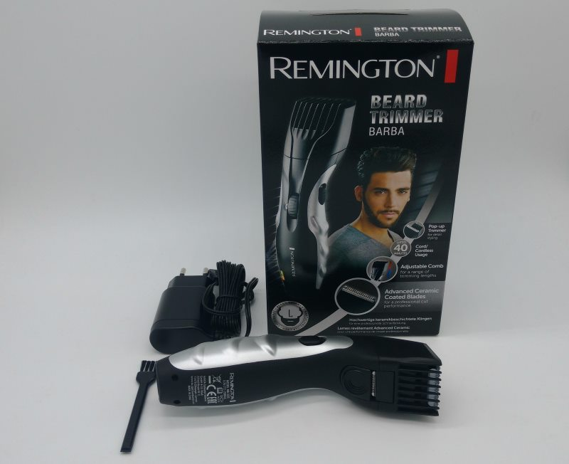 Das Remington MB320C Bartschneider-Set